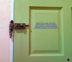 Chain Door Stopper